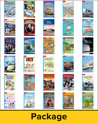 Lectura Maravillas, Leveled Readers - On-Level, (1 each of 30 titles)