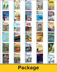 Lectura Maravillas, Grade 4, Leveled Readers - On-Level, (1 each of 30 titles)