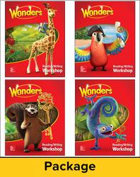 Wonders, Grade 1, Writing Workshop Package