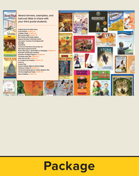 Wonders Classroom Trade Book Library Package, Grade 3