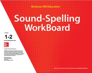Reading Wonderworks Sound-Spelling WorkBoards Grades 1-2