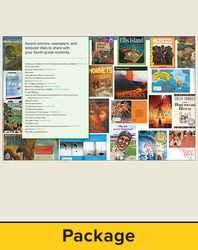 Wonders Classroom Trade Book Library Package, Grade 4
