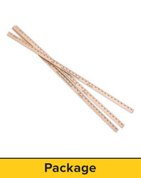 Everyday Mathematics 4, Grade 2, Yard Sticks