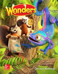 Wonders Literature Anthology, Volume 2, Grade 1
