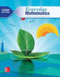 Everyday Mathematics 4, Grade 2, Journal Answer Books (Vol 1 & 2)