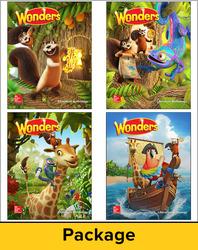 Wonders Literature Anthology Package, Grade 1
