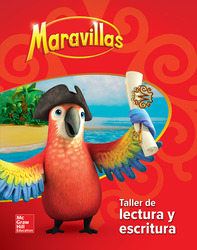 Maravillas Reading/Writing Workshop, Volume 4, Grade 1