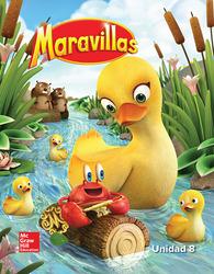 Maravillas Reading/Writing Workshop, Volume 8, Grade K