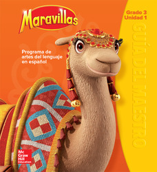 Maravillas Teacher's Edition, Volume 1, Grade 3