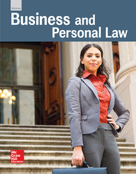 Glencoe Business and Personal Law, Student Edition
