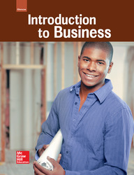 Glencoe Introduction to Business, Student Edition