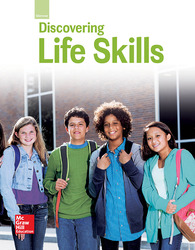 Glencoe Discovering Life Skills, Student Edition