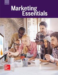 Glencoe Marketing Essentials, Student Edition