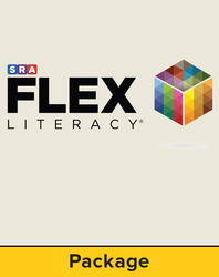 FLEX Literacy Decodable Reader Package (5 copies)