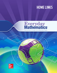 Everyday Mathematics 4, Grade 6, Consumable Home Links