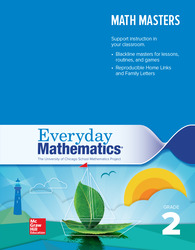 Everyday Mathematics 4, Grade 2, Math Masters