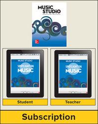 Spotlight on Music, Grade 6 Digital Bundle, 6 Year