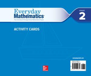 Everyday Mathematics 4, Grade 2, Activity Cards