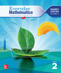 Everyday Mathematics 4, Grade 2, Teacher Lesson Guide, Volume 2