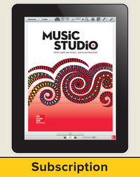 Spotlight on Music, Grade 1 Digital Bundle, 6 Year
