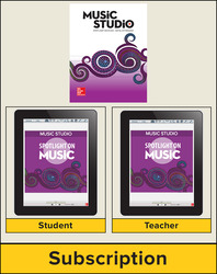 Spotlight on Music, Grade 5 Digital Bundle, 6 Year