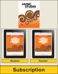 Spotlight on Music, Grade 3 Digital Bundle, 1 Year