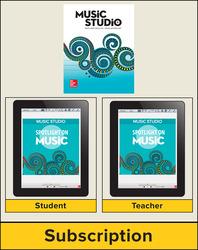 Spotlight on Music, Grade 2 Digital Bundle, 1 Year