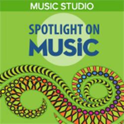 Spotlight on Music, Grade PreK Digital Bundle, 8 Year