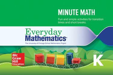 Everyday Mathematics 4, Grade K, Minute Math