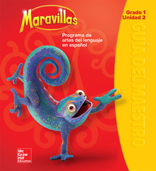 Maravillas Teacher's Edition, Volume 2, Grade 1
