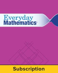 EM4 Comprehensive Student Materials Set with HomeLinks, 6 Year Subscription, Grade 4