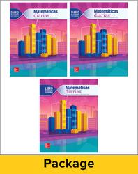 EM4 Spanish Comprehensive Student Materials Set Grade 4
