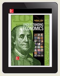 Understanding Economics, Embedded Teacher LearnSmart, 1-year subscription