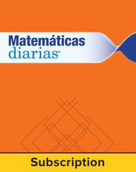 EM4 Comprehensive Spanish Student Materials Set Grade 3, 1-Year Subscription