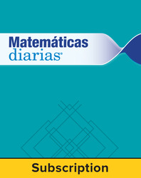 EM4 Comprehensive Spanish Student Materials Set Grade 5, 1-Year Subscription