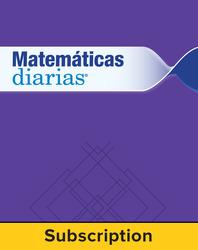 EM4 Comprehensive Spanish Student Materials Set Grade 6, 1-Year Subscription