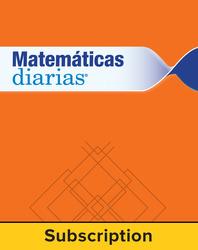 EM4 Essential Spanish Student Materials Set Grade 3, 1-Year Subscription