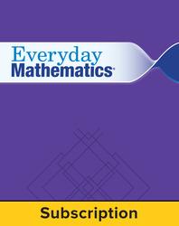 Everyday Math Spanish Digital Teacher Center, 5 Year Subscription, Grade K