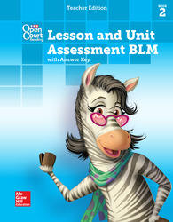 Open Court Reading, Grade 3, Lesson and Unit Assessment BLMs with Answer Key, Book 2