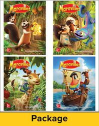 Maravillas Literature Anthology Package, Grade 1
