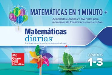 Everyday Mathematics 4th Edition, Grade 1-3, Spanish Minute Math Plus