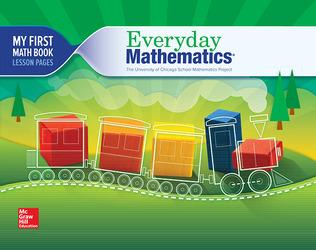 Everyday Mathematics 4, Grade K, My First Math Book