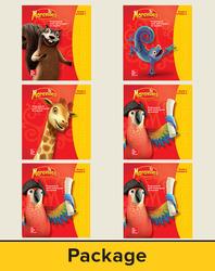 Maravillas Teacher's Edition Package, Grade 1