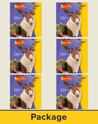 Maravillas Teacher's Edition Package, Grade 5