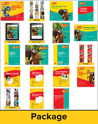 Wonders EL Support Comprehensive Kit w/6 Year Subscription, Grade 1