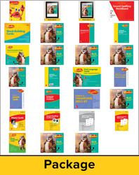 Wonders EL Support Comprehensive Kit w/6 Year Subscription, Grade 4
