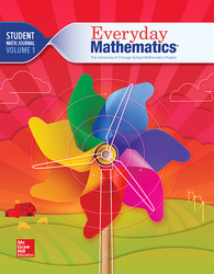 Everyday Mathematics 4, Grade 1, Student Math Journal 1