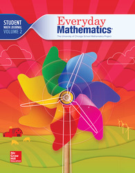 Everyday Mathematics 4, Grade 1, Student Math Journal 2