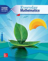 Everyday Mathematics 4, Grade 2, Student Math Journal 2