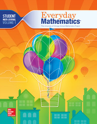 Everyday Mathematics 4, Grade 3, Student Math Journal 1